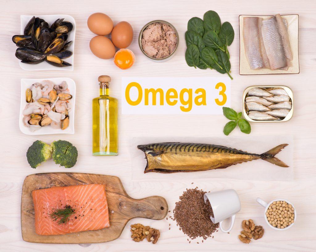 cla och omega 3